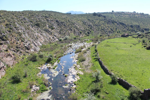 Río Huso. La Jara