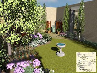 Espacios verdes Como crear un jardn