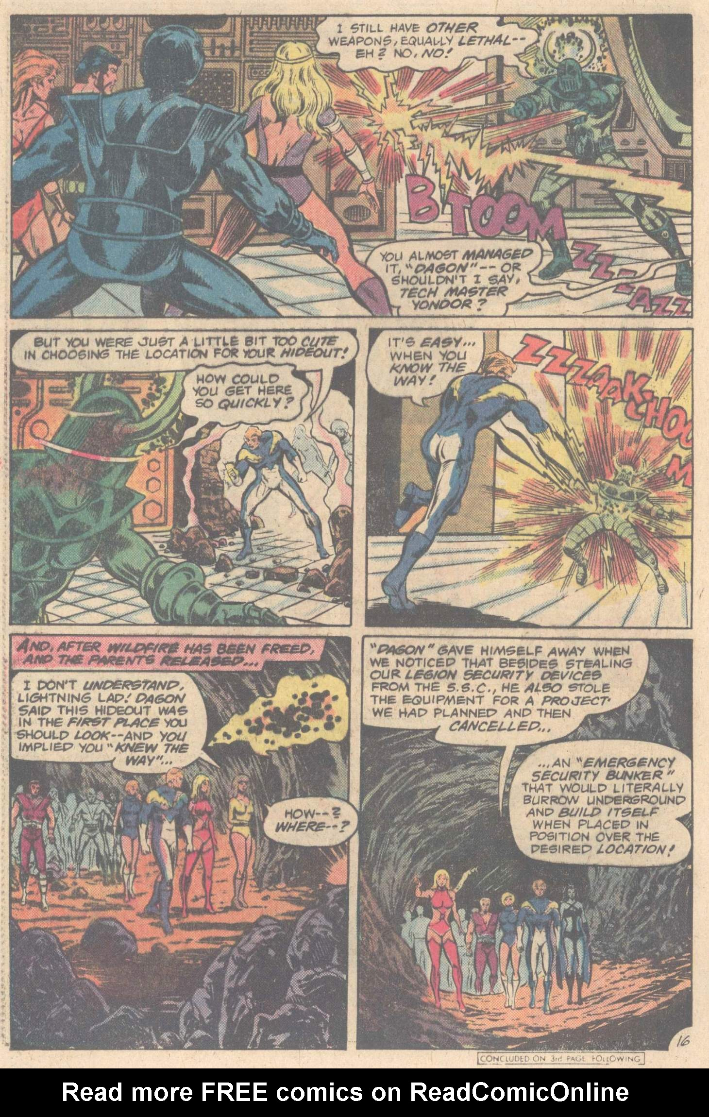Legion of Super-Heroes (1980) 264 Page 27