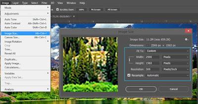 Cara Memperbesar Resolusi Foto agar Tidak Pecah di Photoshop - Kebanyakan orang berpikir bahwa foto yang pecah atau blur tidak bisa diperbaiki lagi. Mereka biasanya akan melakukan foto ulang dengan lebih maksimal agar bisa mendapatkan foto dengan kualitas tinggi (HD). Sebenarnya, memperbaiki foto yang pecah atau blur sangatlah mudah dilakukan dalam hitungan detik saja. Anda hanya perlu aplikasi yang bernama Photoshop. anda bisa mengatasi foto yang pecah, resolusi kecil, bahkan yang tidak jelas sekalipun. Photoshop juga mendukung anda untuk memodifikasi warna agar terlihat lebih natural.