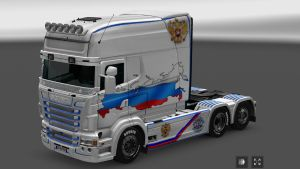 Orient Express skin for Scania RJL Longline
