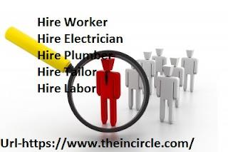 Hire Worker In Delhi