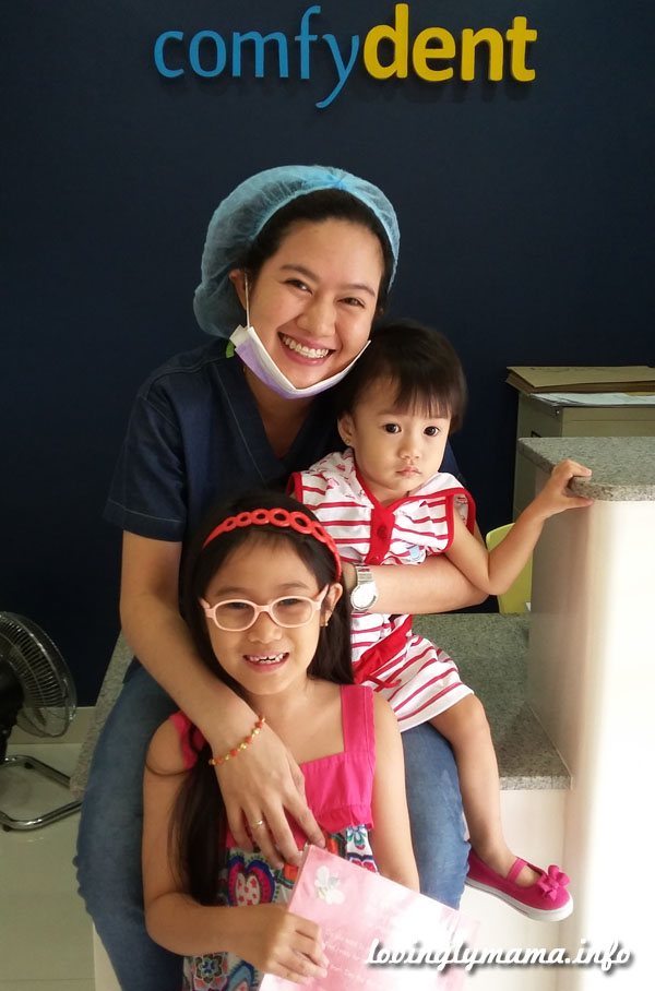 Bacolod dentist for kids