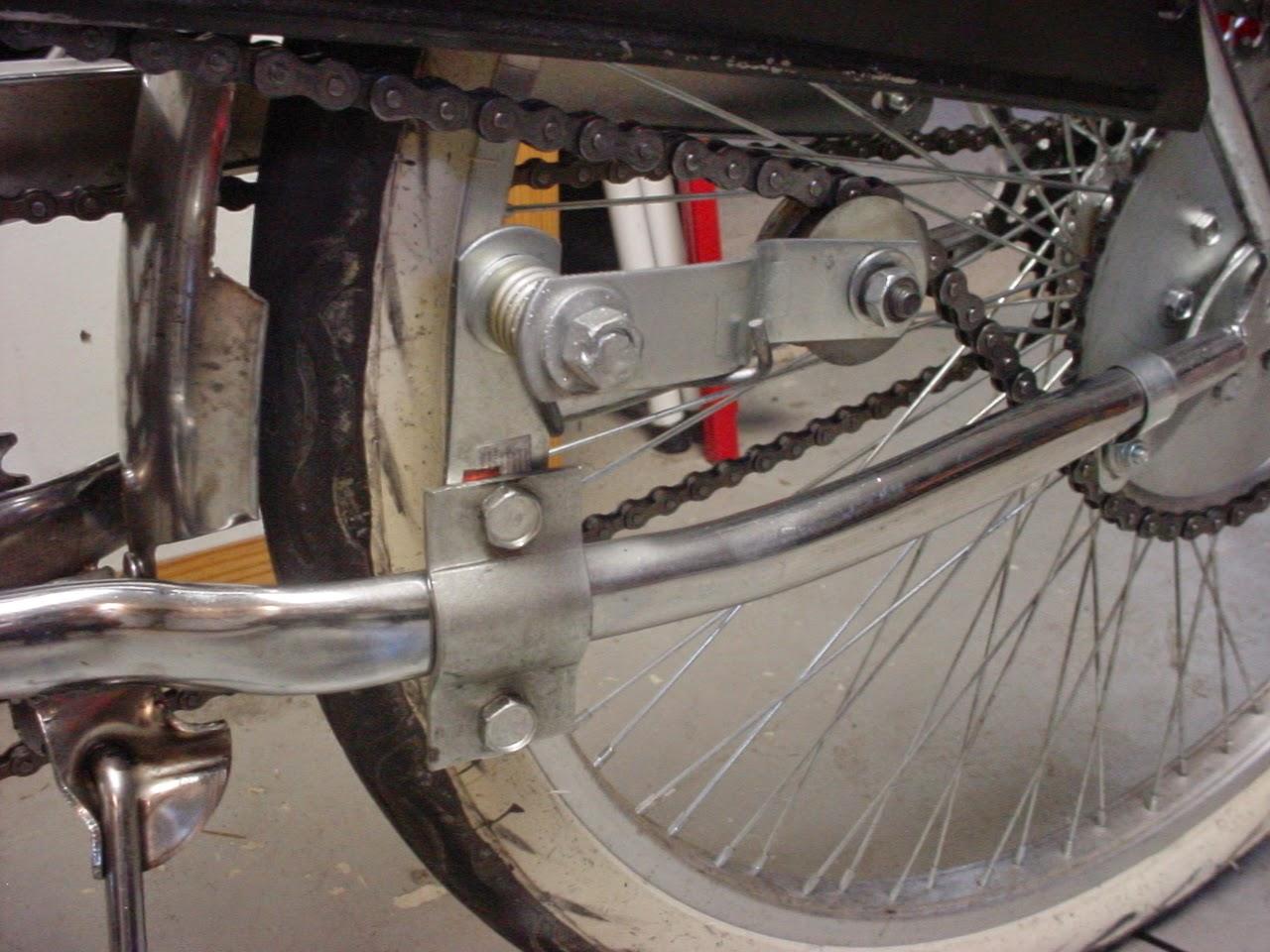 Motored Bicycle Hacks