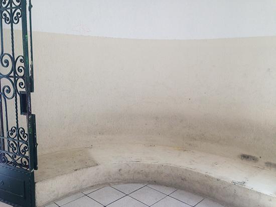pintar parede