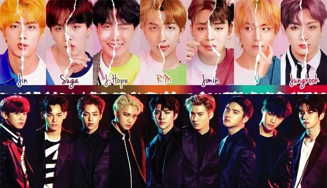 Menurut Naver, Ada 10 Grup Idola K-Pop Yang Paling Banyak Dicari