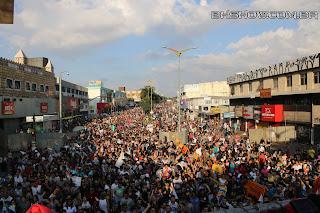 IMG 9975 - 13ª Parada do Orgulho LGBT Contagem reuniu milhares de pessoas