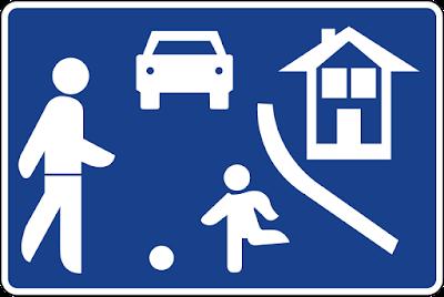 Orden jerárquico de las Señales de Tráfico