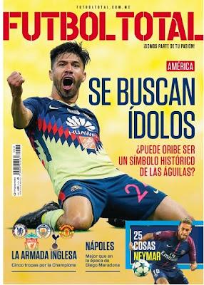 Revista Futbol Total México Noviembre 2017