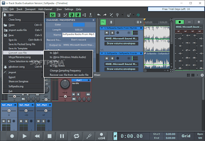 n-Track Studio: Multi-track Audio Recording & Editing Software