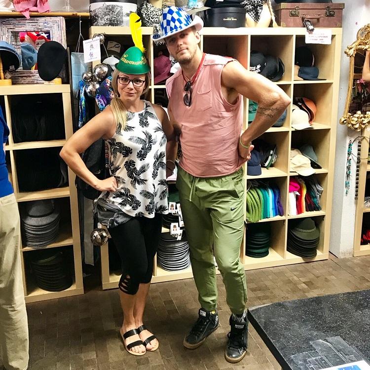 Leavenworth Washington, Leavenworth Hat Shop