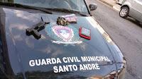 GCM de Santo André detém assaltante de residência no Jardim Stella