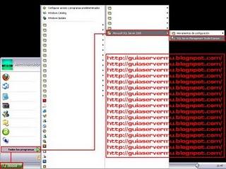 Ingreso al sql server management