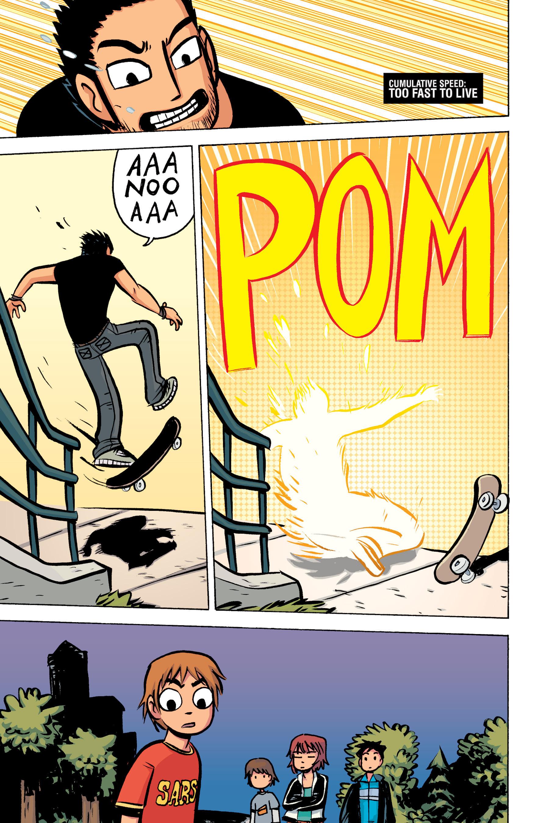 Read online Scott Pilgrim comic -  Issue #2 - 120