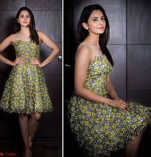 Shriya Saran and Rakul Preet Singh at Femina Beauty Awards 2017 005.jpg