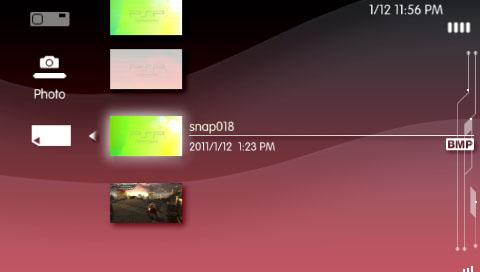 Cara Mengambil Screenshot PSP