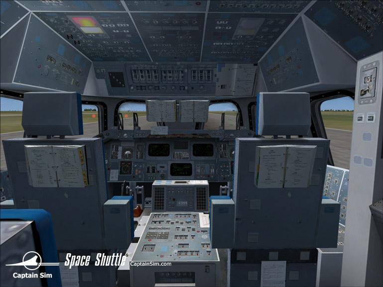 virtual space shuttle simulator - photo #10