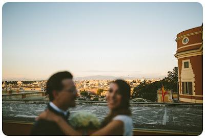 panorama roma matrimonio