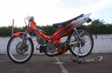 Foto Modifikasi Motor Yamaha Crypton