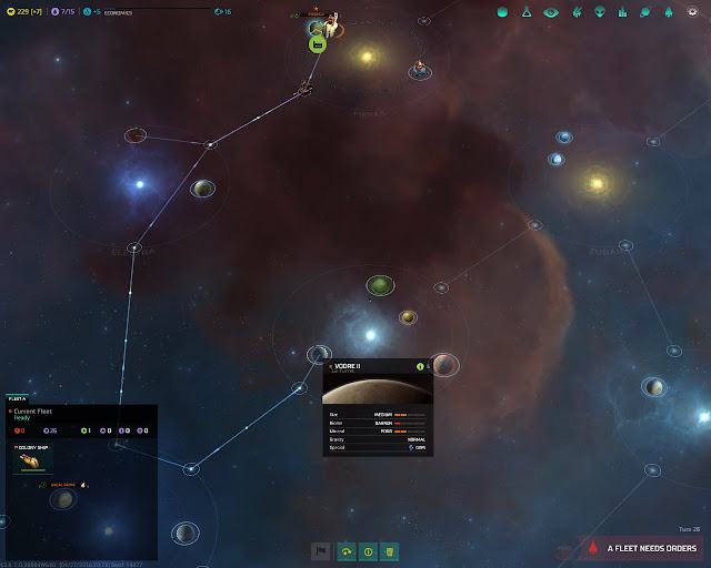 Master of Orion: Conquer the Stars 2016 Screenshot