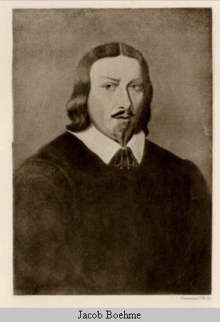 Resultado de imagem para As Sete Etapas de Jacob Boehme