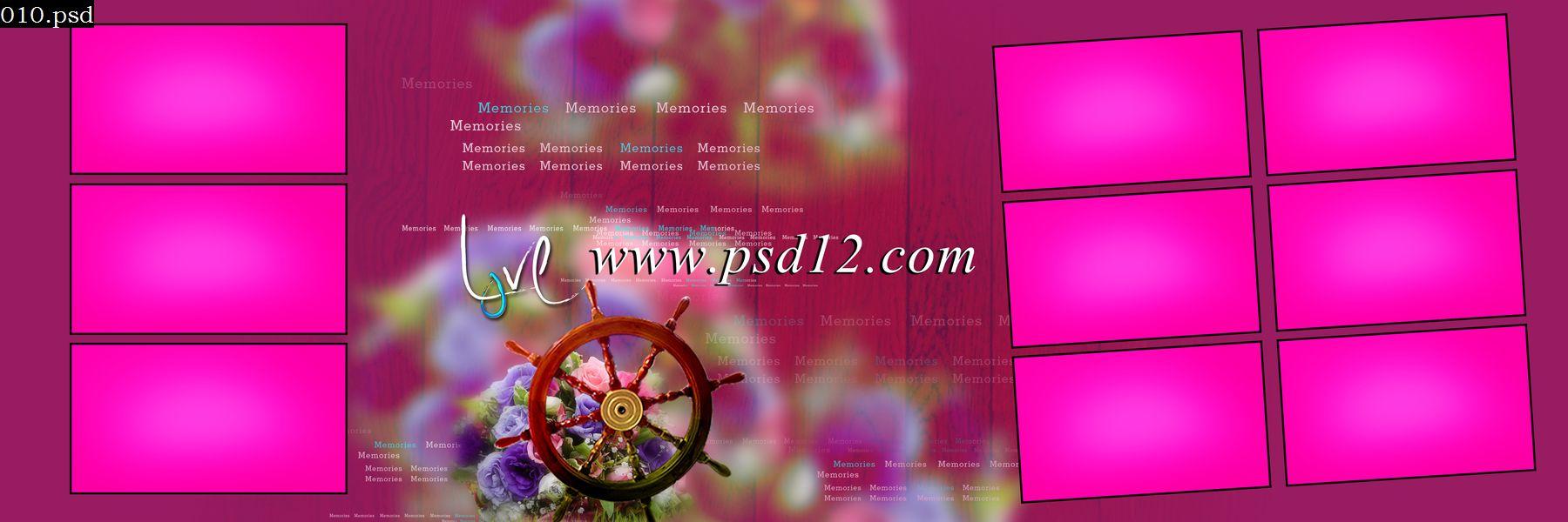 Karizma Album PSD files