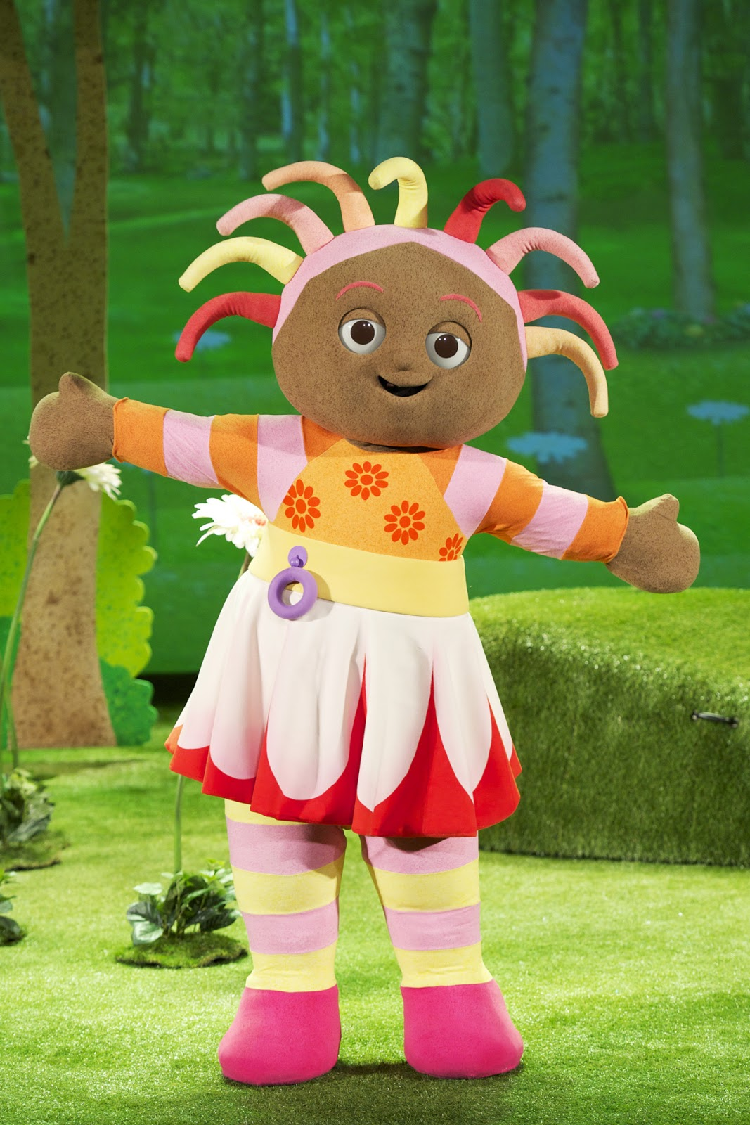 In the night garden live review play and learn every day