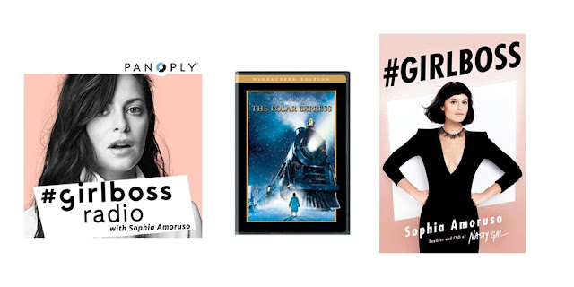 Girlboss Podacast, Polar Express Christmas Movie, Girlboss Book, Lifestyle Blogger, College Blogger