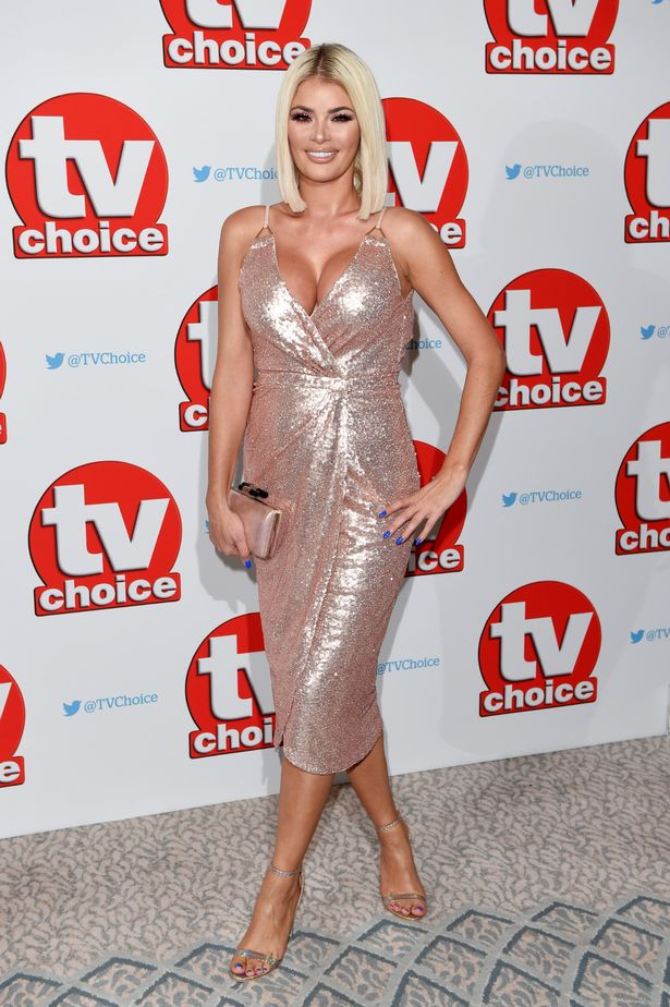 TV-Choice-Awards-The-Dorchester-London-UK-05-Sep-2016