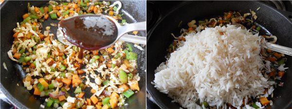 veg fried rice recipe 3