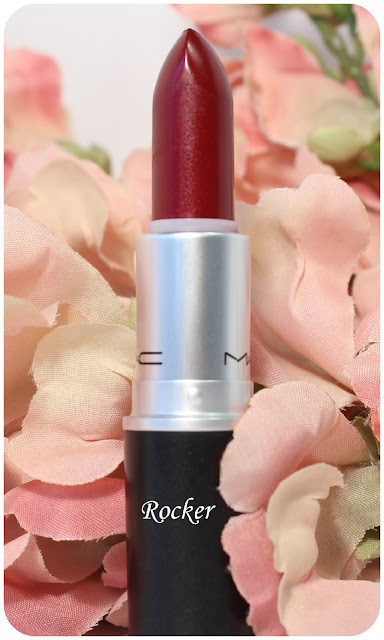 Rocker Lipstick by Mac