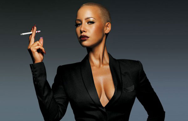 Incredible Chimakadharoka2012 Amber Rose Hairstyle Short Hairstyles For Black Women Fulllsitofus