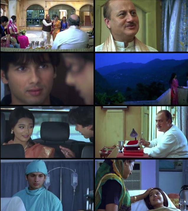 Vivah 2006 Hindi 480p HDRip 400mb