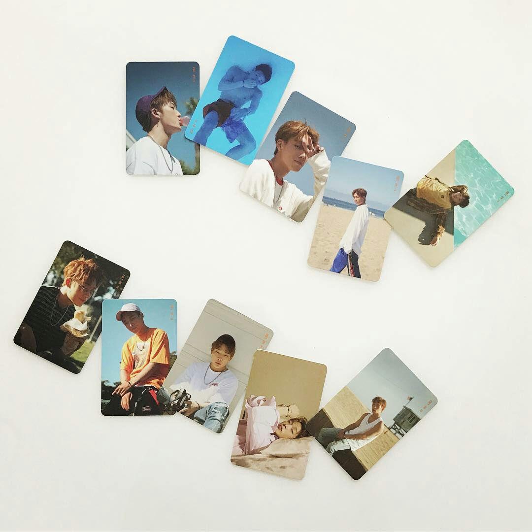 iKON : BOBBY - SOLO ALBUM VOL 1 [LOVE AND FALL] & iKON