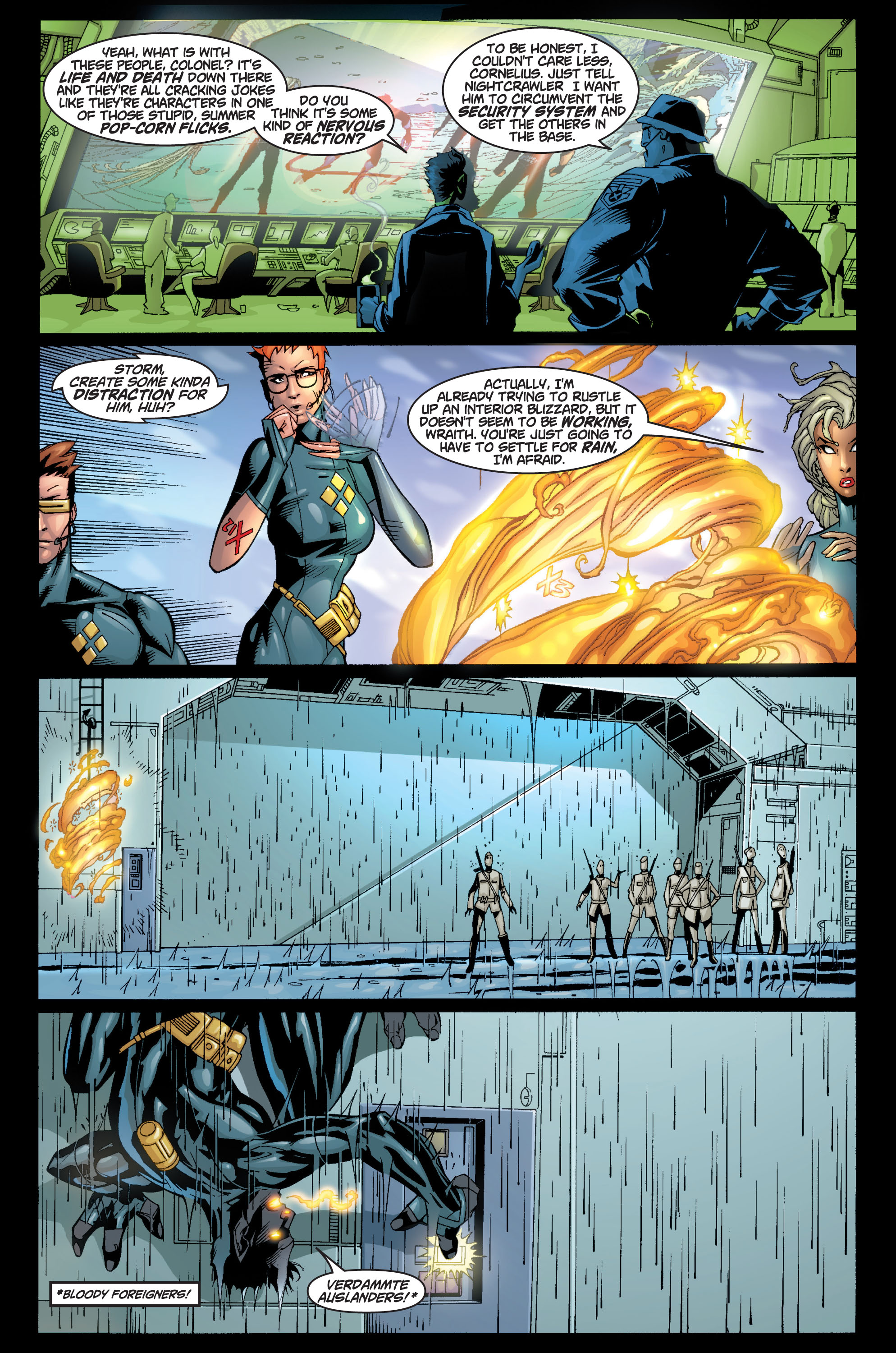 Read online Ultimate X-Men comic -  Issue #10 - 3