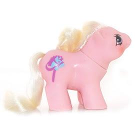 My Little Pony Sticky Year Six Newborn Twin Ponies II G1 Pony