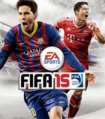 تحميل اللعبة الشهيرة لعبة FIFA 15 كاملة مقسمة علي 10 اجزاء بروابط مباشره