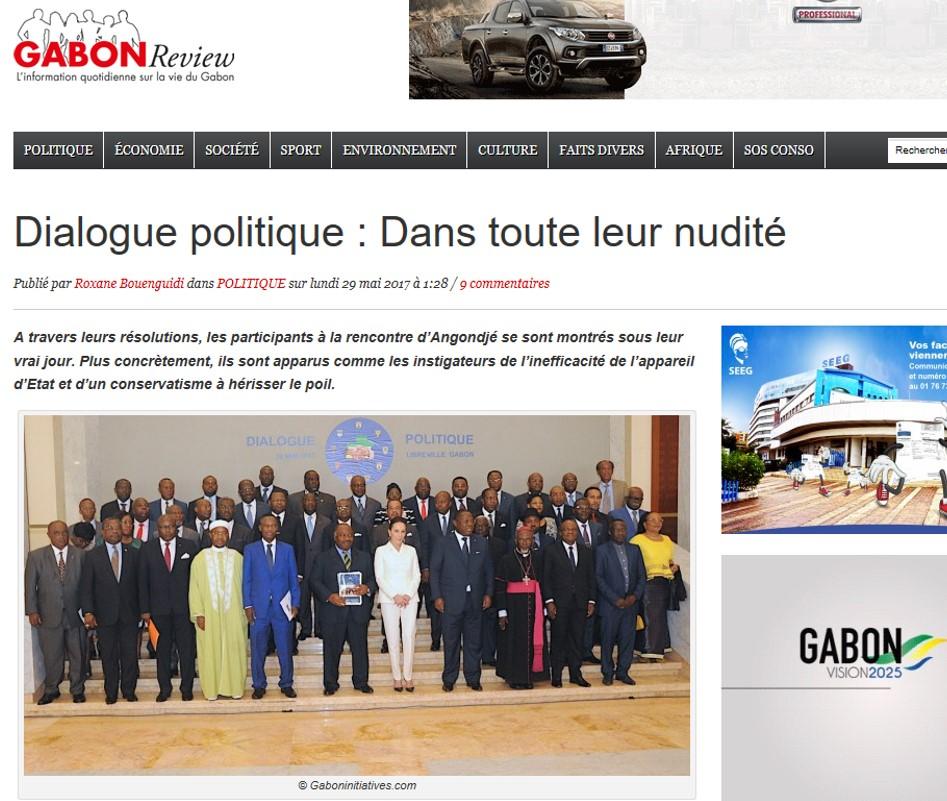 site web de rencontre gabonais