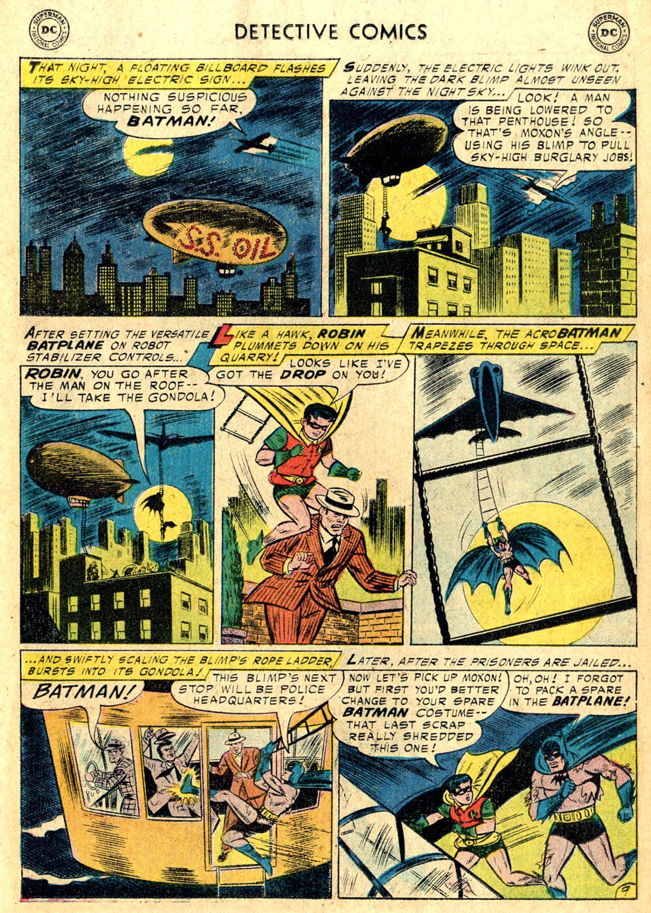 Read online Detective Comics (1937) comic -  Issue #235 - 11