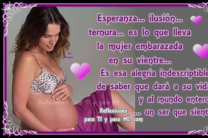 Frases De Amor Para Futuras Madres