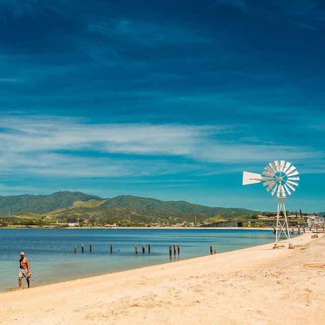 Confira as praias que estarão próprias para banho no feriadão de 7 de setembro em São Pedro da Aldeia