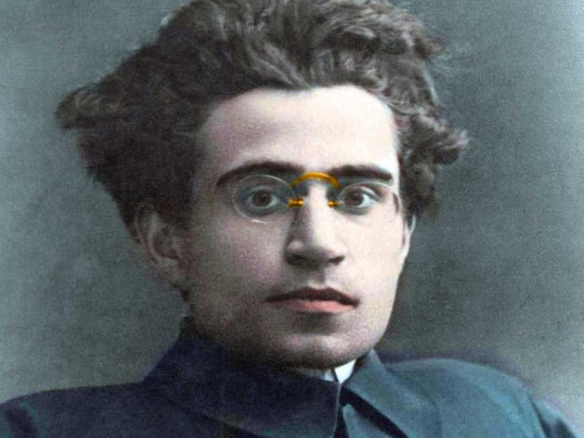 Revolução Gramsciana - Quem foi Antonio Gramsci