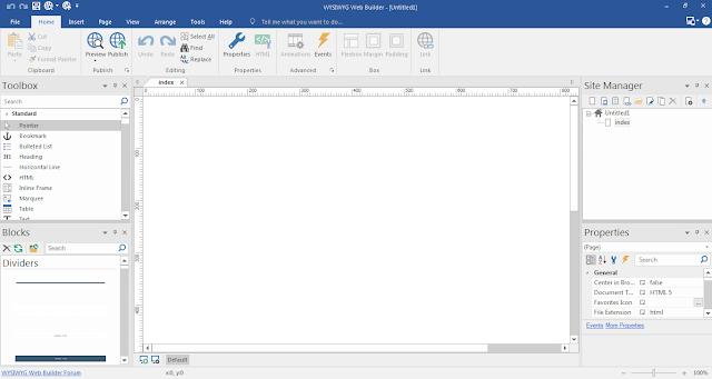 Download WYSIWYG Web Builder 14.1 Full Version