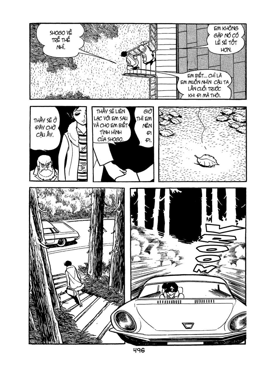 Apollo's Song chap 5.3 trang 2