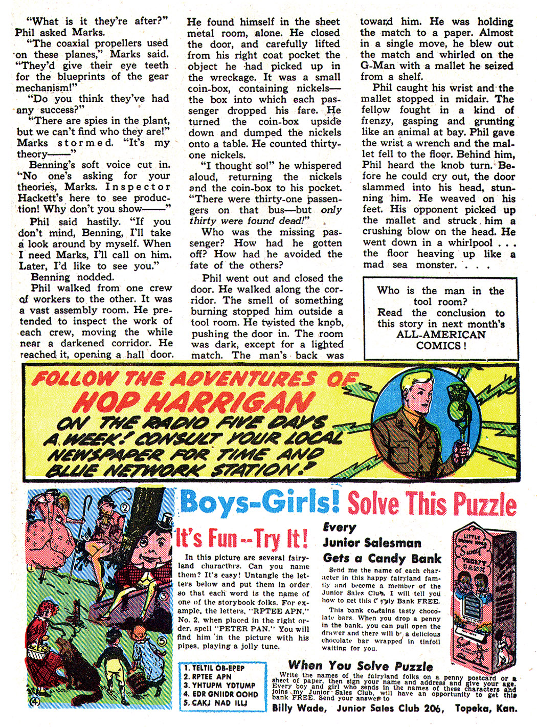 Read online All-American Comics (1939) comic -  Issue #50 - 45