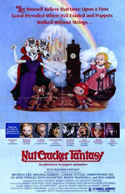 Nutcracker Fantasy 1979 Poster