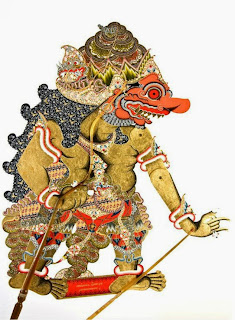 The Compelling Religious Mythology, Wayang Purwa (2)