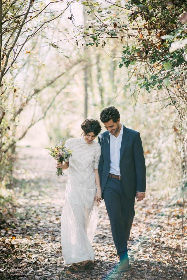 bodas blog novia vestidos wedding ideas folk boho