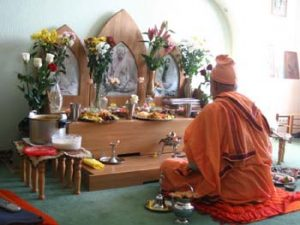Ramakrishna Ashram in Moscow. Source: Belur Math