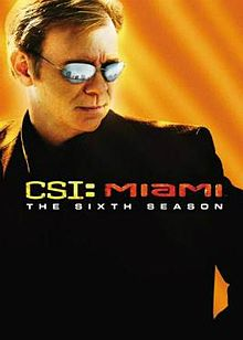 CSI: Miami Temporada 6